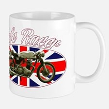 Cafe racer British flag Small Small Mug