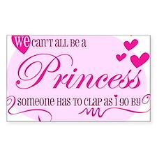 I'm the Princess Decal