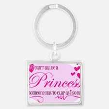 I'm the Princess Landscape Keychain