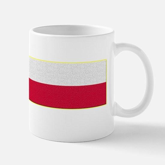 Poland Made In Designs Mug