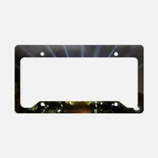 Museu 14X6 License Plate Holder