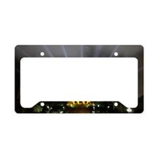 Museu 11X15 License Plate Holder