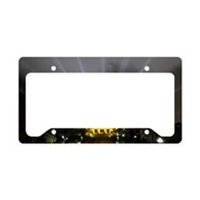 Museu 13X9 License Plate Holder