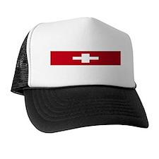 Property Of Switzerland Trucker Hat