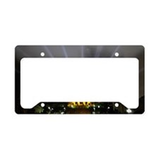 Museu 14X10 License Plate Holder