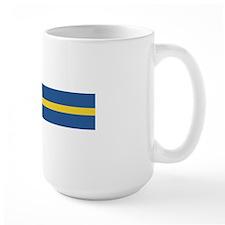 Born In Sweden Mug