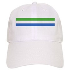 Sierra Leone Made In Designs Baseball Cap