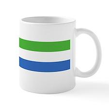 Sierra Leone Made In Designs Mug