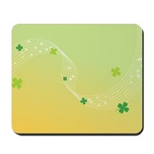irish-music-PILLOWCASE Mousepad