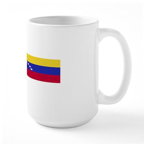 Property Of Venezuela Large Mug