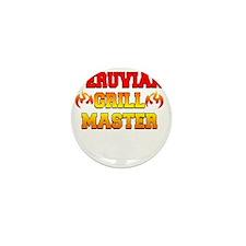 Peruvian Grill Master Apron Mini Button