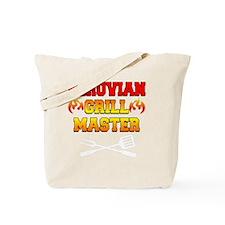 Peruvian Grill Master Apron Tote Bag