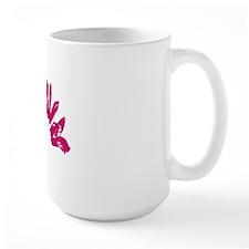 hg-zip_front_sunflower Mug