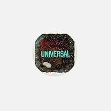 universal art illustration Mini Button