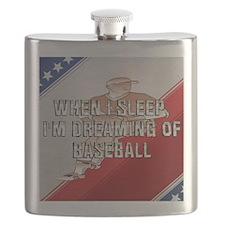 dreamingofbaseballp1 Flask