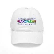 norwegian elkhound Baseball Baseball Cap
