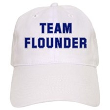 Team FLOUNDER Baseball Cap