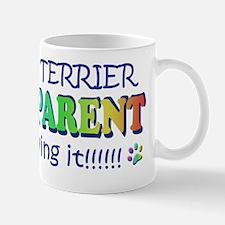 pit bull terrier Mug
