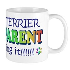 pit bull terrier Small Mug