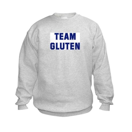 Team GLUTEN Kids Sweatshirt