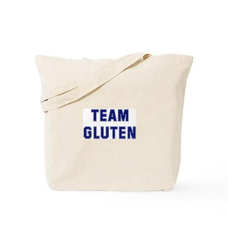 Team GLUTEN Tote Bag
