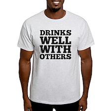 drinksWell2C T-Shirt