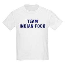 Team INDIAN FOOD T-Shirt
