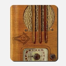 Masons Radio Mousepad