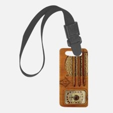 Masons Radio Luggage Tag