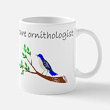 future ornithologist Mug