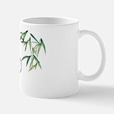 Panda and Bamboo Mug