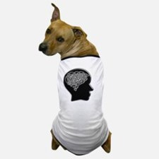 Shrooms on the Brain Dog T-Shirt
