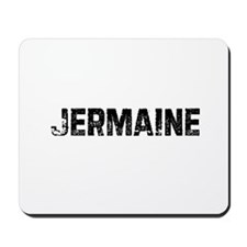 Jermaine Mousepad
