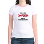 Metal Kraft Jr. Ringer T-Shirt