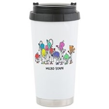 Micro Staph Travel Mug