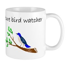 future bird watcher Mug
