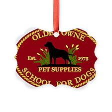 OTSFD Logo Ornament