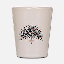 Tree Of Life Shot Glass
