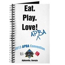 Eat. Play. Love APBA! Journal