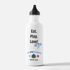Eat. Play. Love APBA! Water Bottle