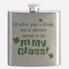 I'd Offer You a Drink, But... Flask