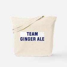 Team GINGER ALE Tote Bag