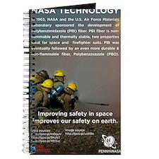 NASA TECH FIRE SUIT Journal