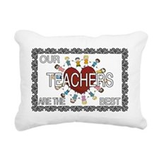 Our Teachers are the BES Rectangular Canvas Pillow