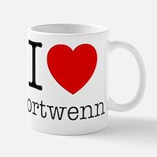 I Love Portwenn Mug