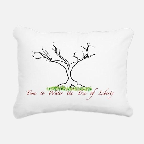 Tree of liberty Rectangular Canvas Pillow