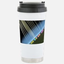 Earth's atmosphere and  Stainless Steel Travel Mug