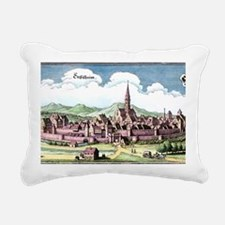 Ensisheim, France, 17th  Rectangular Canvas Pillow