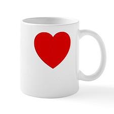 I Love Portwenn Small Mug
