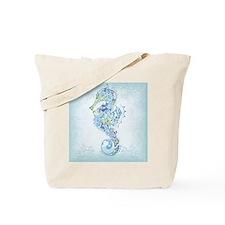 Beautiful Seahorse Tote Bag